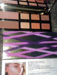 NIB Tarte Shape Your Money Maker Palette
